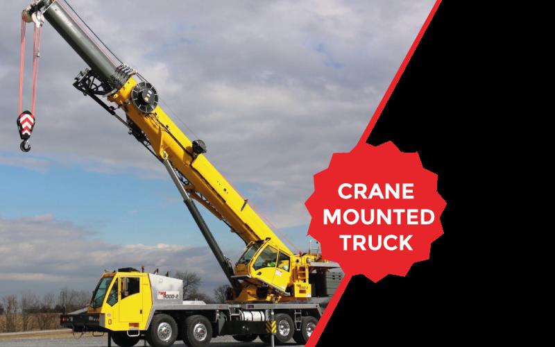 Crane Mounted