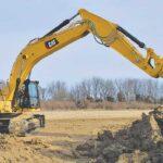 Cat 336 Hydraulic Excavator 150x150