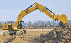 Cat 336 Hydraulic Excavator 300x182